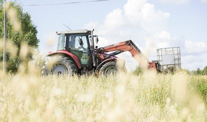 En helt ny karriär för framtidens bönder